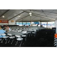 China Professional Outdoor Event Tent , Backyard Event Tents As Hotel / Restaurant wholesale