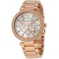 China Wholesale NEW MICHAEL KORS MK5491 PARKER ROSE GOLD WOMEN'S LADIES CHRONOGRAPH WATCH wholesale