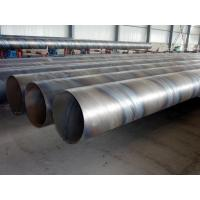 China High Strength Welded Carbon Steel Pipe Dipping For Water Transportation wholesale