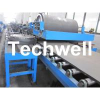 PU + Mineral Wool Sandwich Panel Forming Machine Line - Continuous Type