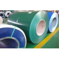 China Hot Dipped Prepainted Galvalume Steel Coil for Steel With Good Mechanical Property wholesale