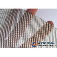 Buy cheap Micro Expanded Metal, 2mm*1mm Diamond, 0.2mm*0.2mm Strand, Max 20cm Width from wholesalers