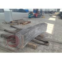 China Mining Machine Spur And Helical Transmission Gear Racks , Carbon Steel Forging wholesale