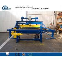 China Hydraulic Automatic Cutting Tile Roll Forming Machine / Cut To Length Machine wholesale