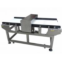 China HACCP Certified Belt Conveyor Metal Detectors , Food Safety Detector Accept Customized on sale