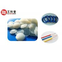China Wire And Cable Raw Material CSPE 45 CSM Rubber With Good Electrical insulation wholesale