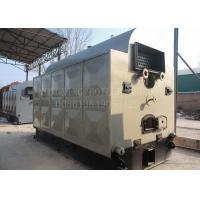 China Automatic Coal Fired Hot Water Boiler Biomass Fired Steam Boiler Precise PLC Control wholesale