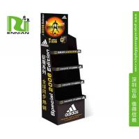 Wholesale Custom Socket Cardboard Advertising Stand , Comic Book Cardboard Display Shelves from china suppliers
