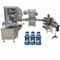 China 6 Head Nozzle Sauce Bottle Filling Machine For Semi - Liquid Products on sale
