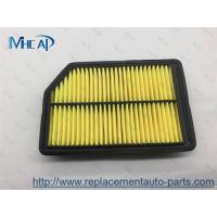 China Car Engine Air Filter Honda Odyssey RB1 2.4 17220-RLF-000 , Auto Cabin Air Filter wholesale
