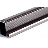 Quality Outside Mill Finished Aluminum Railing Profiles OHSAS 18001 Certification for sale