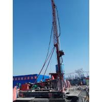 China Big Torque Underground Drill Rigs 20m Assistant Tower Hydraulic Chuck Anchor Drill Rig Machine wholesale