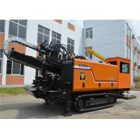 China 66T Trenchless Horizontal Directional Boring Machine Pipe Pulling HDD Machine DL660 wholesale