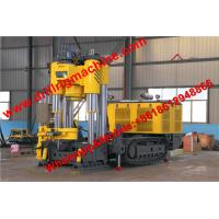 Buy cheap 3.5m Maximum Raise Diameter 400m Depth Raise Boring Machine with Crawler Chassis from wholesalers