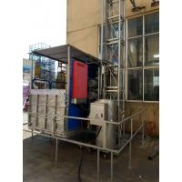 Quality 1500kg 450 2 * 11kw Construction Material Lifting Equipment Controlling On Ground for sale
