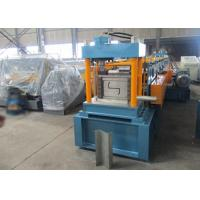 Quality High Precision Automatic Getmany Siemens PLC Control Z Shaped Purlin Roll Forming Machine for sale