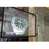 self adhesive rear projection transparent hologram touch screen film. Black Bedroom Furniture Sets. Home Design Ideas