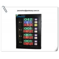 Buy cheap Park Easy Parking Guidance System--Outdoor LED Display 1 from wholesalers