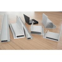 Buy cheap AL6063 99.7% Solar Aluminium Profile Oxidation Resistance With Cutting from wholesalers