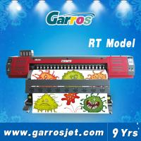 China Garros 1.8m Inkjet Eco Solvent Printer with DX5 Head wholesale