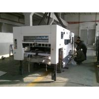 China Cold Embossing Automatic Die Cutting Machine For Gift Boxes 13.5KW Power wholesale