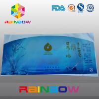 China PVC Heat Shrink Sleeve Labels For Water Bottle Packaging Customized Printed wholesale