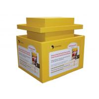 China Four Sides Large Corrugated Cardboard Pallets on sale