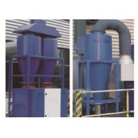 Quality Plasma Cutting Fume Cyclone Dust Collection Systems, Cyclone Dust Separator Collector for sale
