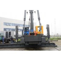 China Eco Hydraulic Excavator Vibro Hammer High Piling Speed Max Stroke 1200mm wholesale