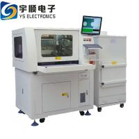 Buy cheap Automatic In Line Cnc Pcb Separator Machine With 220v 50 / 60hz Host Voltage from wholesalers