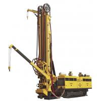 China Small Trailer Mounted CBM Drilling Rig / Core Drill Rig For Exploration wholesale