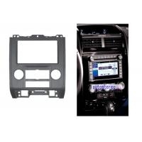 China Double Din Car Stereo Fascia for FORD Escape MAZDA Tribute MERCURY Mariner Facia on sale