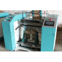 Quality Semi Auto Slitting And Rewinding Machine , Roll Rewinding Machine 3kw for sale