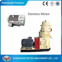 China Roller , Mould Wood Pellet Machine with Siemens Motor pelletizer equipment wholesale