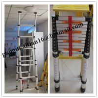 Quality Straight Aluminium ladder&Step ladder,Aluminium Alloy ladder for sale
