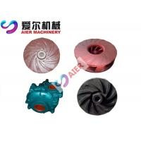 Buy cheap Centrifugal Slurry Pump Wear Resistant Interchangable With Warman Pump And Parts from wholesalers
