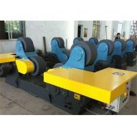 China Self Alignment Double Motor 60T Steel Pipe Welding Rollers with Electric Control System CE wholesale