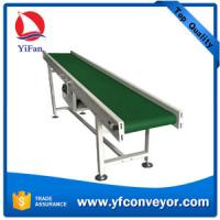 China Inclined Belt Conveyor for elevating cartons,bags on sale