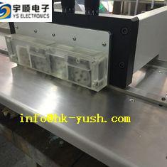 China Standard 2.4M Platform Aluminum Pcb Depaneling Machine With 4 Blade Sets CE wholesale