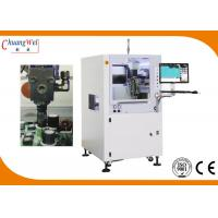 China 0.02mm Precision Conformal Automated Dispensing Machines IPC + Control Card wholesale