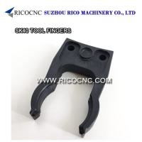China Black SK40 Tool Grippers HSK63A Tool Holder Forks for CNC Router Machine on sale