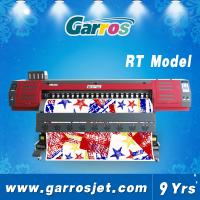 Buy cheap Garros RT3201 Large Format Sublimation Printer with Dx5 Printheads,1440dpi from wholesalers