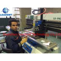 China Shenzhen Leadsmt Smt pcb solder screen printing machine In Iran wholesale