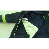 China SOALS Approved Fire Fighting Clothing Fire Suit with Reflective Tape wholesale
