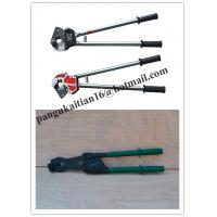 Quality manufacture wire cutter,Cable cutter,Cable cutter with ratchet system for sale
