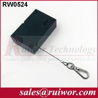China Ipad Retractable Security Cable , Retractable Steel Cable ReelFor Wire Harness Positioning wholesale