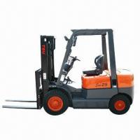 Buy cheap Forklift, Diesel Forklift, Forklift Trucks, with the Loading Capacity of 2.5T from wholesalers