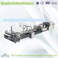 China Automatic Complete Folding Gluing and Bunding Machine For Carton Box wholesale