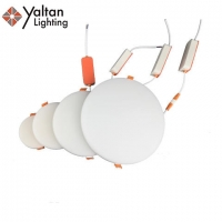China Round Shape 780LM 36W Small LED Panel Light on sale
