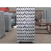China High Grade Cuplock Scaffolding System HD Galvanized Steel Tubing 1.8m Ledgers wholesale